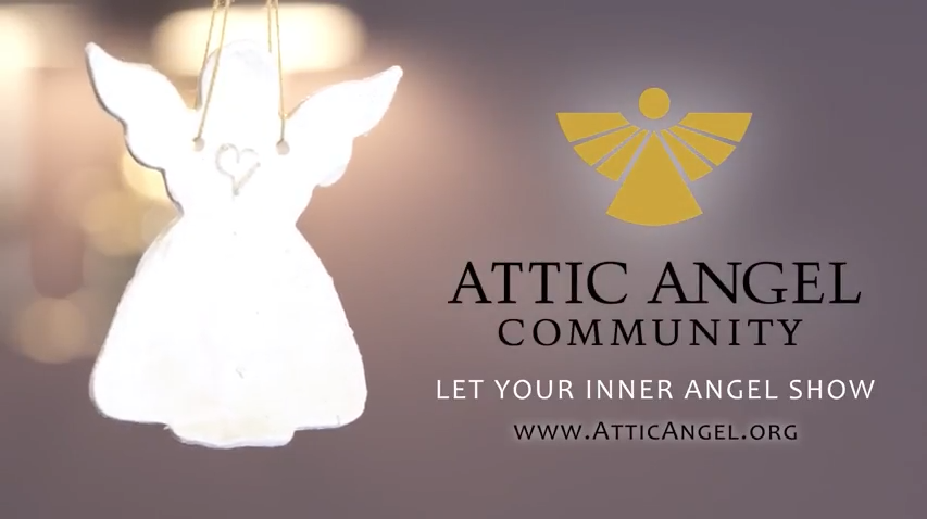Volunteering at Attic Angel
