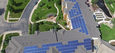 Harvesting Solar Energy for the Greater Good